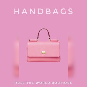 Rule The World Boutique Handbags Section